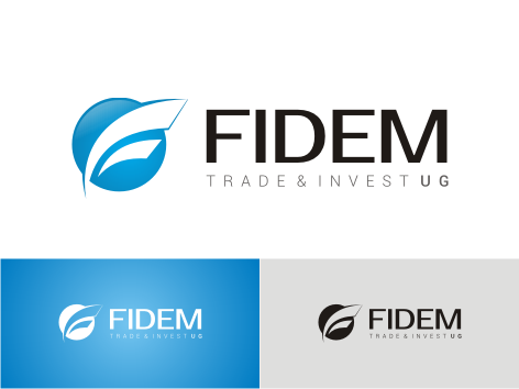 Logo Design by key - Entry No. 546 in the Logo Design Contest Professional Logo Design for FIDEM Trade & Invest UG.