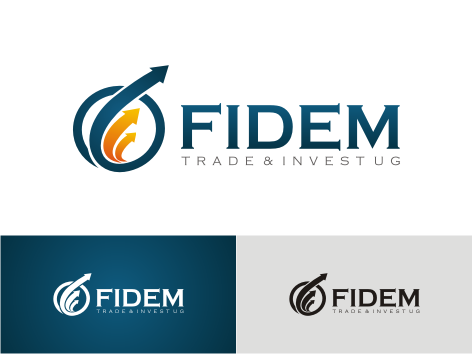 Logo Design by key - Entry No. 547 in the Logo Design Contest Professional Logo Design for FIDEM Trade & Invest UG.