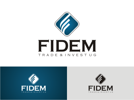 Logo Design by key - Entry No. 548 in the Logo Design Contest Professional Logo Design for FIDEM Trade & Invest UG.