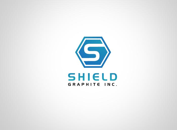 Logo Design by Jan Chua - Entry No. 37 in the Logo Design Contest Imaginative Logo Design for Shield Graphite Inc..