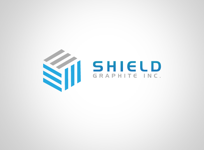 Logo Design by Jan Chua - Entry No. 38 in the Logo Design Contest Imaginative Logo Design for Shield Graphite Inc..