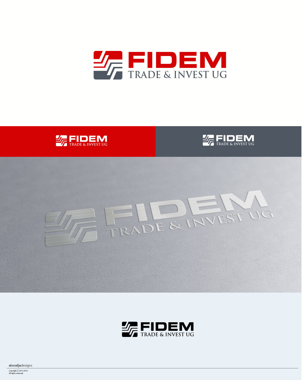 Logo Design by alocelja - Entry No. 585 in the Logo Design Contest Professional Logo Design for FIDEM Trade & Invest UG.