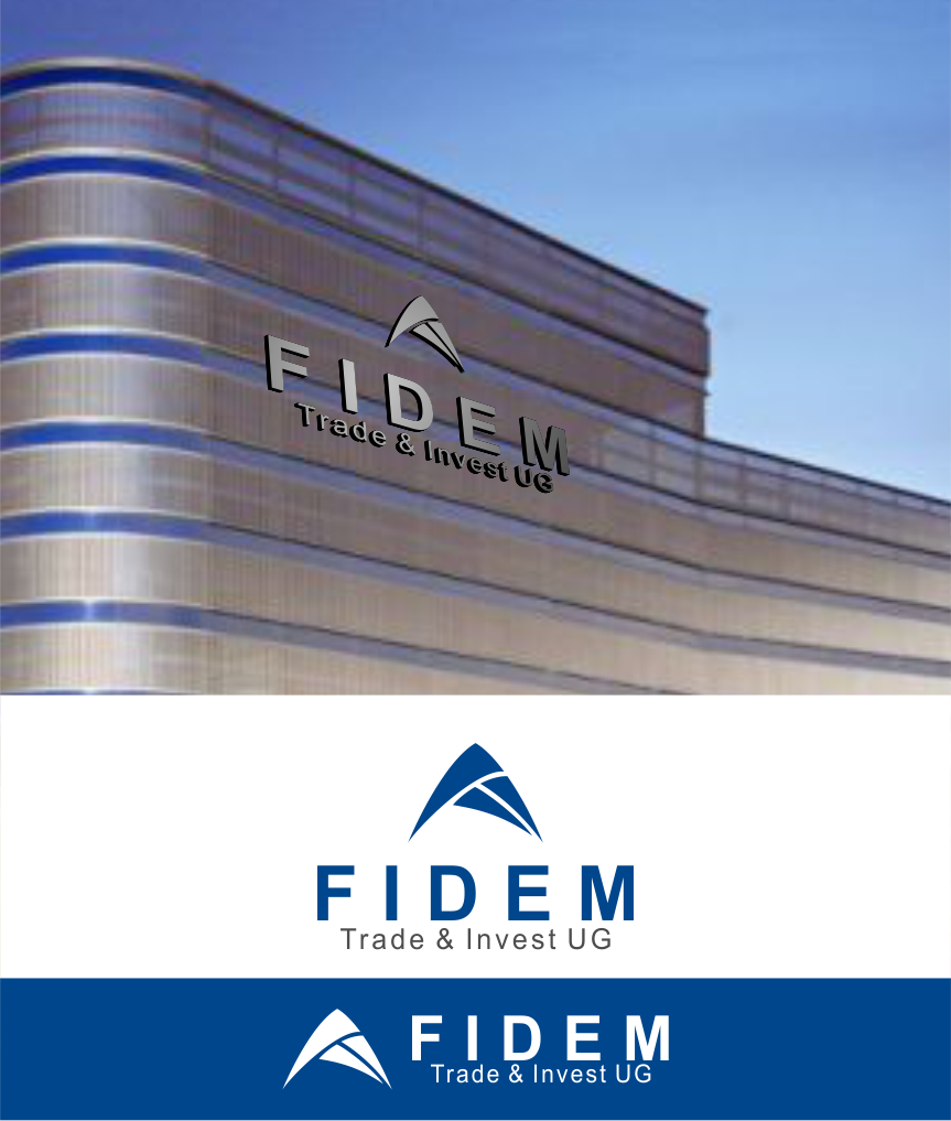 Logo Design by Agus Martoyo - Entry No. 592 in the Logo Design Contest Professional Logo Design for FIDEM Trade & Invest UG.