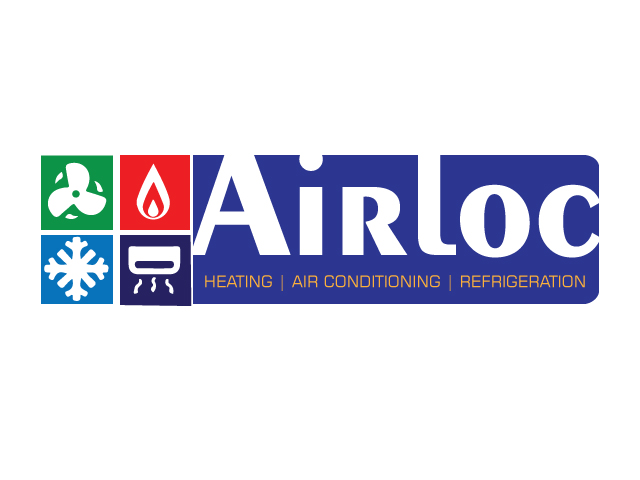Logo Design by ronik.web - Entry No. 1 in the Logo Design Contest Airloc Logo Design.