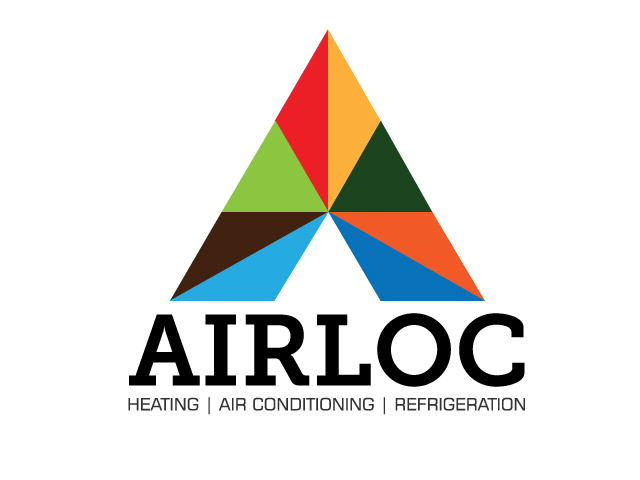 Logo Design by ronik.web - Entry No. 3 in the Logo Design Contest Airloc Logo Design.