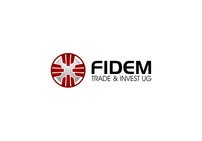 Logo Design by untung - Entry No. 595 in the Logo Design Contest Professional Logo Design for FIDEM Trade & Invest UG.
