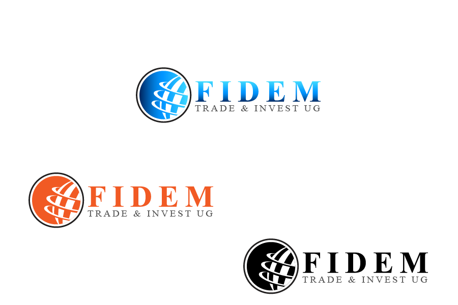 Logo Design by Private User - Entry No. 603 in the Logo Design Contest Professional Logo Design for FIDEM Trade & Invest UG.