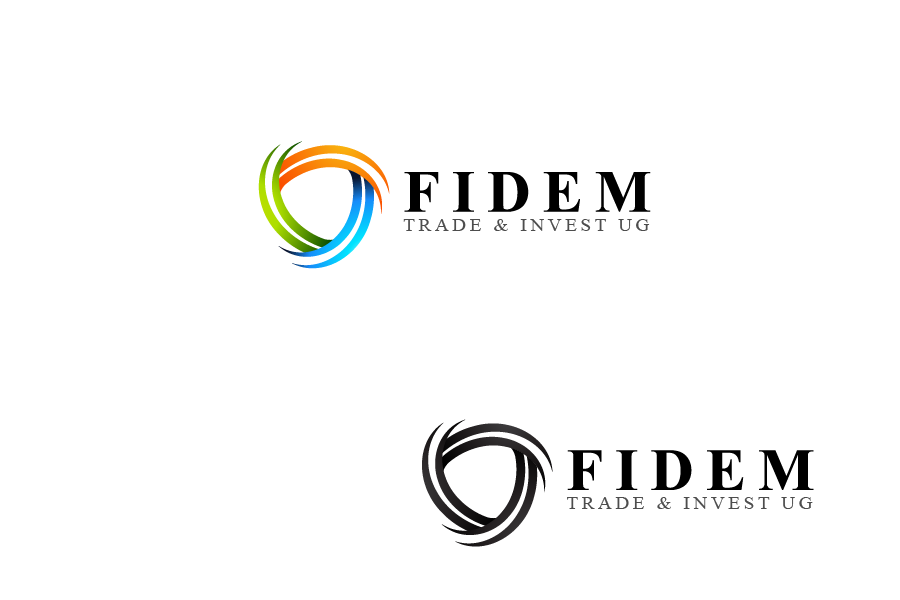 Logo Design by Private User - Entry No. 604 in the Logo Design Contest Professional Logo Design for FIDEM Trade & Invest UG.