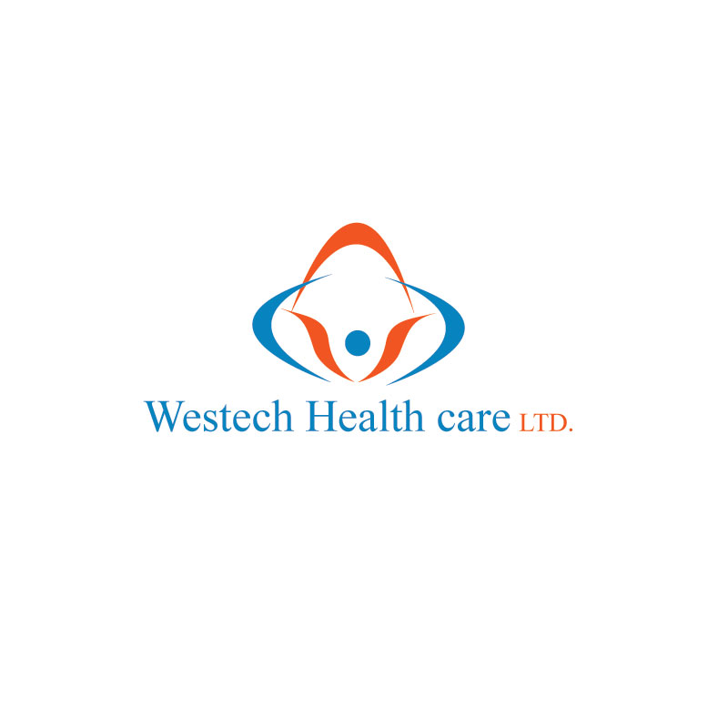 Logo Design by Private User - Entry No. 1 in the Logo Design Contest Creative Logo Design for Westech Health Care Ltd..