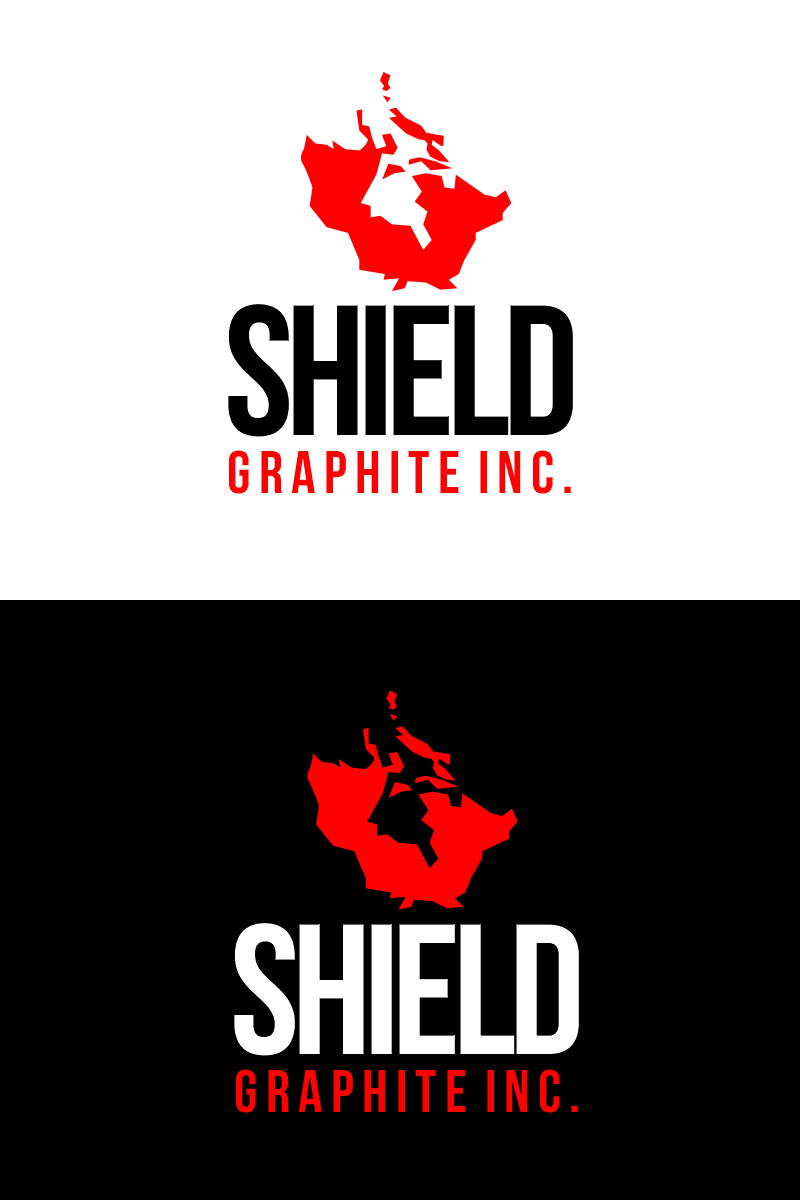 Logo Design by Indika Kiriella - Entry No. 68 in the Logo Design Contest Imaginative Logo Design for Shield Graphite Inc..