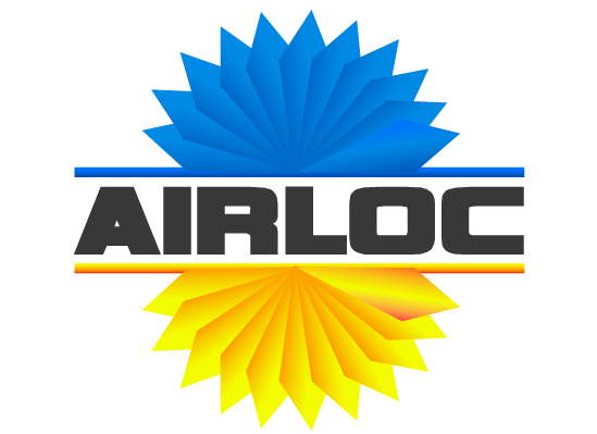 Logo Design by Ismail Adhi Wibowo - Entry No. 13 in the Logo Design Contest Airloc Logo Design.