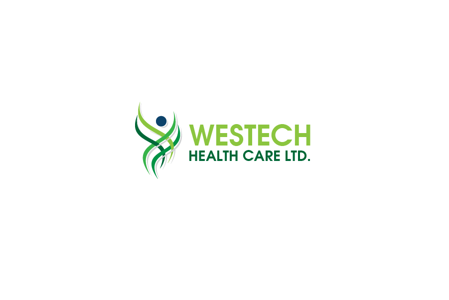 Logo Design by Private User - Entry No. 6 in the Logo Design Contest Creative Logo Design for Westech Health Care Ltd..