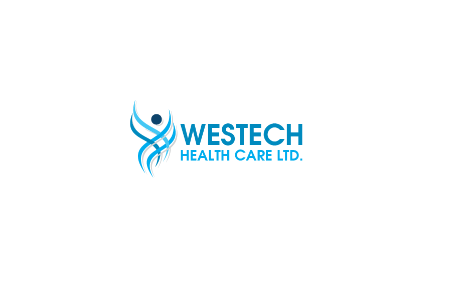 Logo Design by Private User - Entry No. 7 in the Logo Design Contest Creative Logo Design for Westech Health Care Ltd..