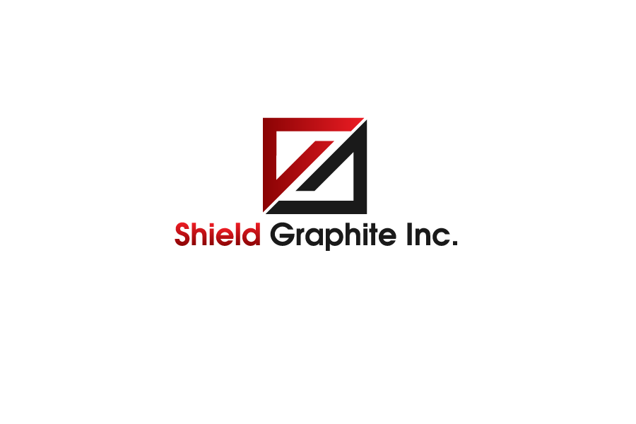 Logo Design by Private User - Entry No. 77 in the Logo Design Contest Imaginative Logo Design for Shield Graphite Inc..
