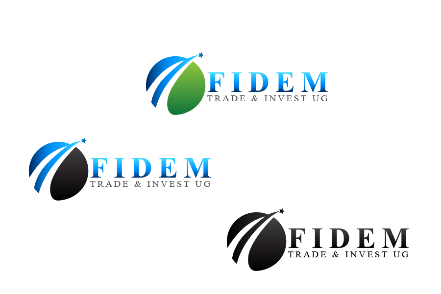 Logo Design by Private User - Entry No. 606 in the Logo Design Contest Professional Logo Design for FIDEM Trade & Invest UG.