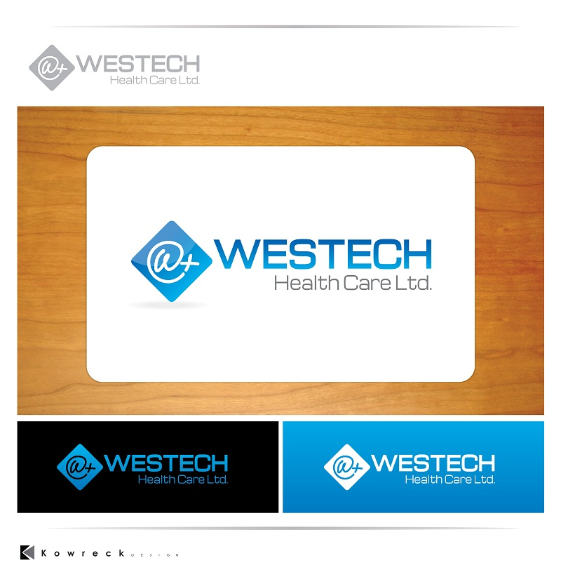 Logo Design by kowreck - Entry No. 9 in the Logo Design Contest Creative Logo Design for Westech Health Care Ltd..
