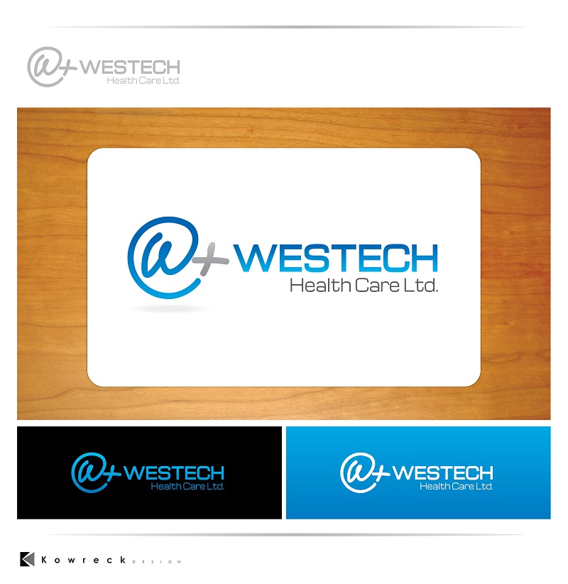 Logo Design by kowreck - Entry No. 10 in the Logo Design Contest Creative Logo Design for Westech Health Care Ltd..