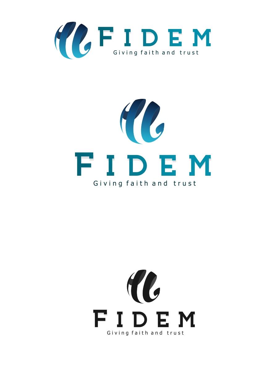 Logo Design by Private User - Entry No. 609 in the Logo Design Contest Professional Logo Design for FIDEM Trade & Invest UG.