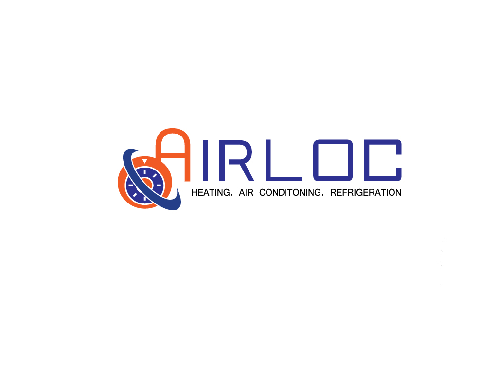 Logo Design by find_finder - Entry No. 14 in the Logo Design Contest Airloc Logo Design.