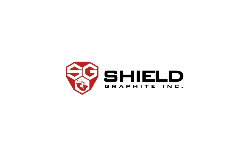 Logo Design by untung - Entry No. 84 in the Logo Design Contest Imaginative Logo Design for Shield Graphite Inc..