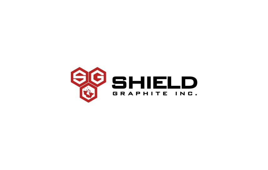 Logo Design by untung - Entry No. 85 in the Logo Design Contest Imaginative Logo Design for Shield Graphite Inc..