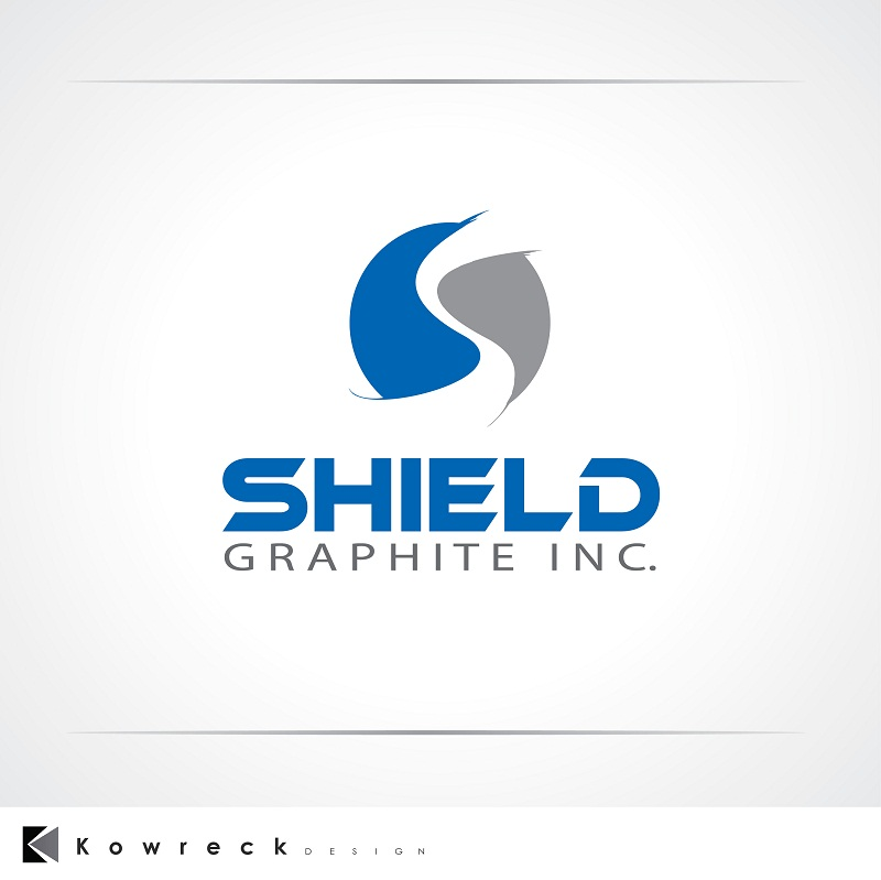 Logo Design by kowreck - Entry No. 86 in the Logo Design Contest Imaginative Logo Design for Shield Graphite Inc..