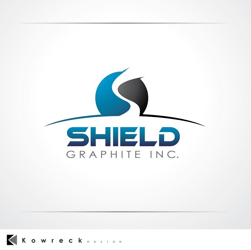 Logo Design by kowreck - Entry No. 87 in the Logo Design Contest Imaginative Logo Design for Shield Graphite Inc..
