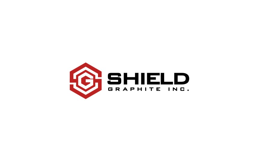 Logo Design by untung - Entry No. 88 in the Logo Design Contest Imaginative Logo Design for Shield Graphite Inc..