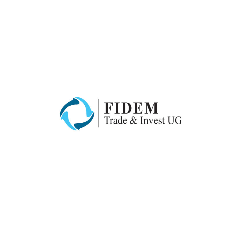 Logo Design by Private User - Entry No. 614 in the Logo Design Contest Professional Logo Design for FIDEM Trade & Invest UG.