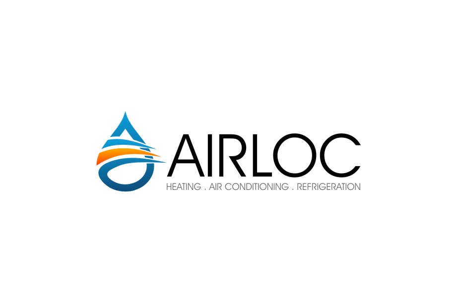 Logo Design by untung - Entry No. 17 in the Logo Design Contest Airloc Logo Design.