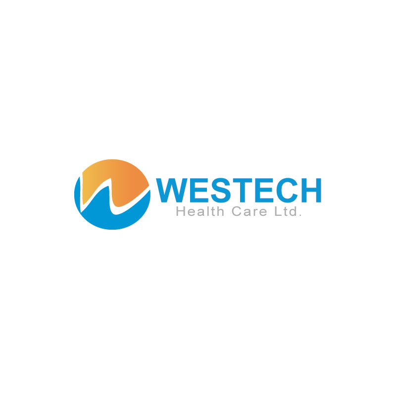 Logo Design by Private User - Entry No. 19 in the Logo Design Contest Creative Logo Design for Westech Health Care Ltd..