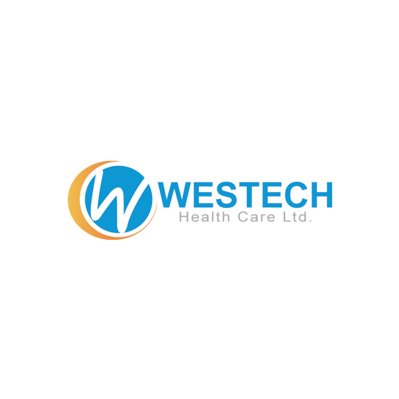 Logo Design by Private User - Entry No. 20 in the Logo Design Contest Creative Logo Design for Westech Health Care Ltd..
