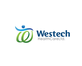 Logo Design by Private User - Entry No. 21 in the Logo Design Contest Creative Logo Design for Westech Health Care Ltd..