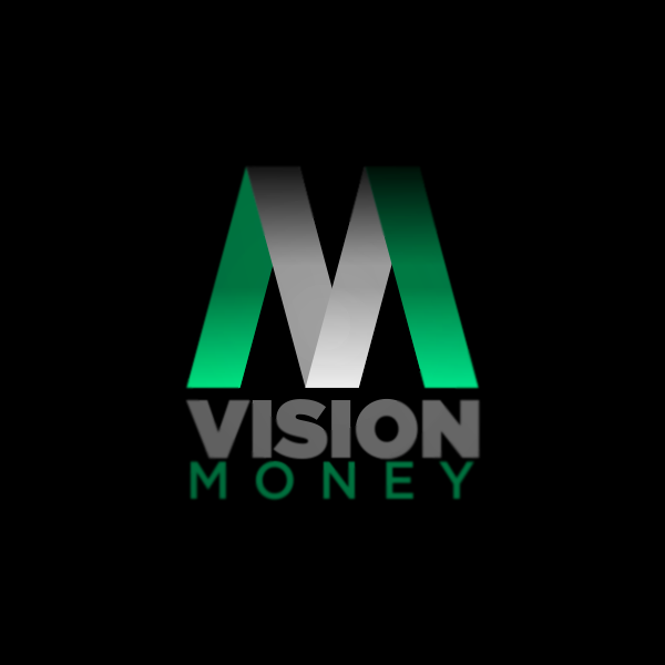 Logo Design by Private User - Entry No. 1 in the Logo Design Contest Captivating Logo Design for VISION MONEY.