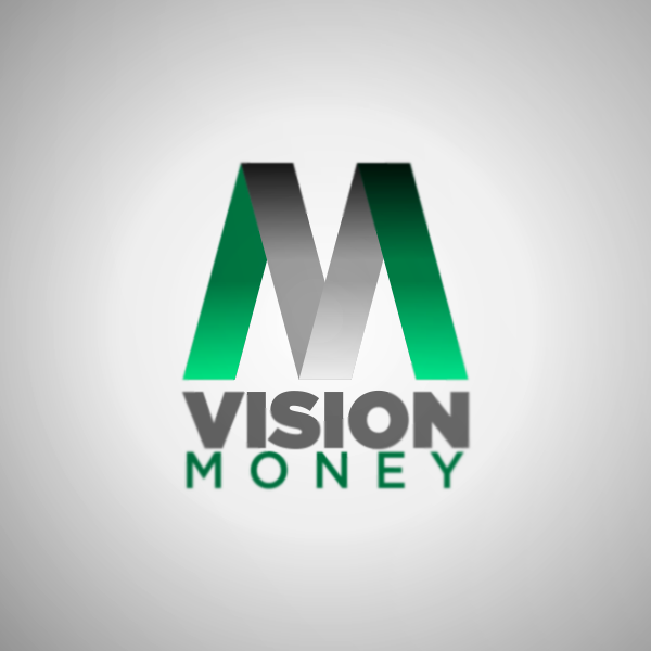Logo Design by Private User - Entry No. 2 in the Logo Design Contest Captivating Logo Design for VISION MONEY.