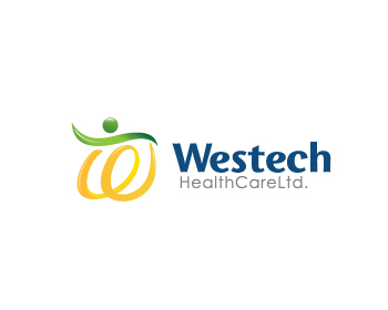 Logo Design by Private User - Entry No. 25 in the Logo Design Contest Creative Logo Design for Westech Health Care Ltd..