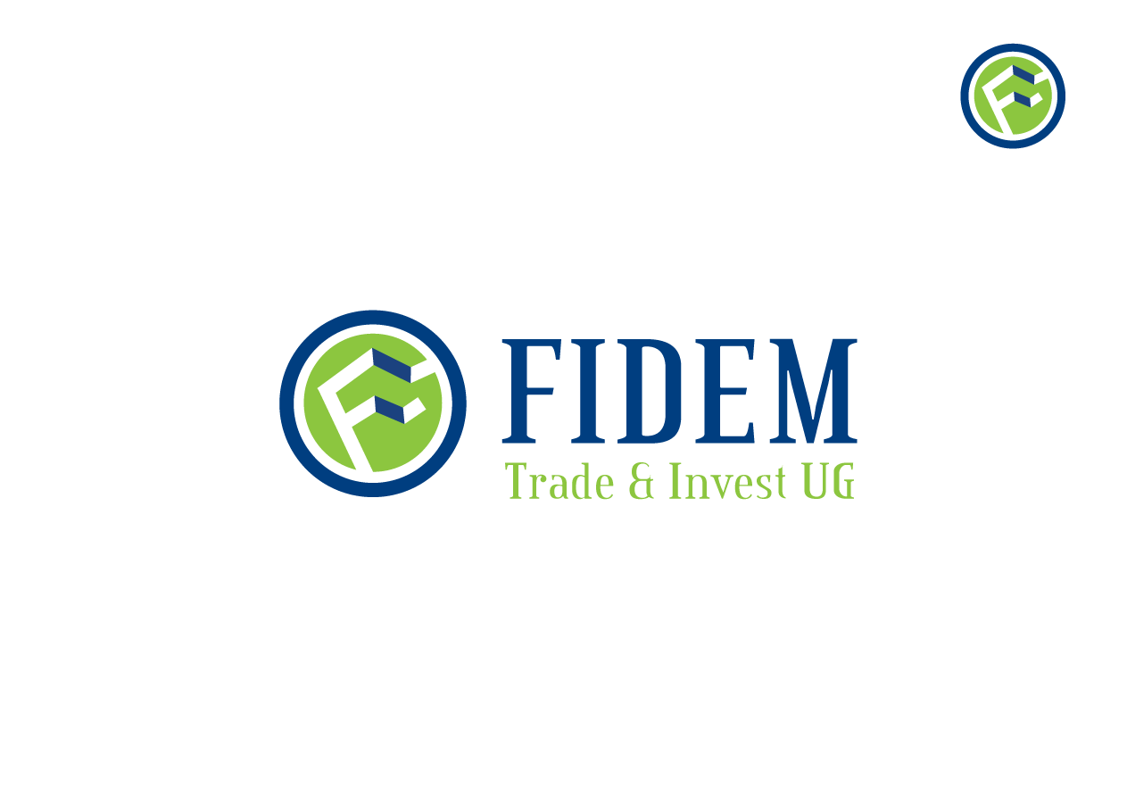 Logo Design by Severiano Fernandes - Entry No. 624 in the Logo Design Contest Professional Logo Design for FIDEM Trade & Invest UG.