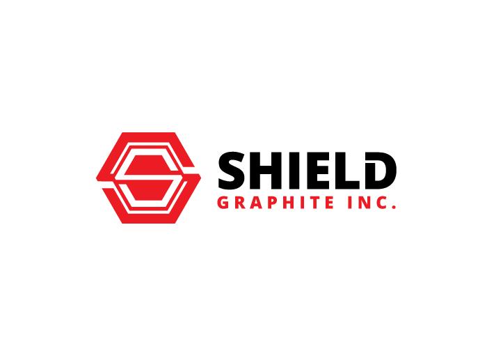 Logo Design by Jan Chua - Entry No. 96 in the Logo Design Contest Imaginative Logo Design for Shield Graphite Inc..