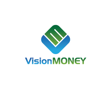 Logo Design by Private User - Entry No. 4 in the Logo Design Contest Captivating Logo Design for VISION MONEY.