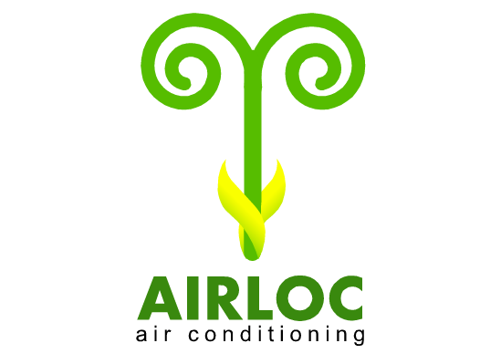 Logo Design by Ismail Adhi Wibowo - Entry No. 23 in the Logo Design Contest Airloc Logo Design.