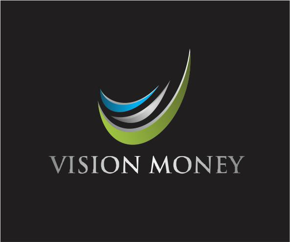 Logo Design by ronny - Entry No. 5 in the Logo Design Contest Captivating Logo Design for VISION MONEY.