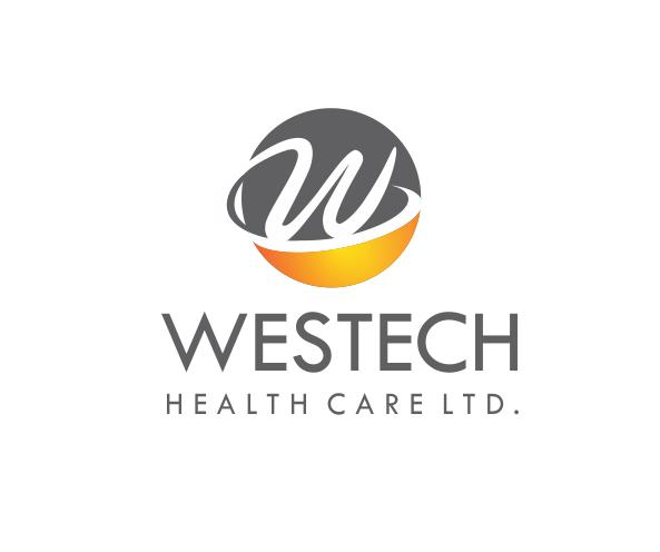 Logo Design by ronny - Entry No. 27 in the Logo Design Contest Creative Logo Design for Westech Health Care Ltd..