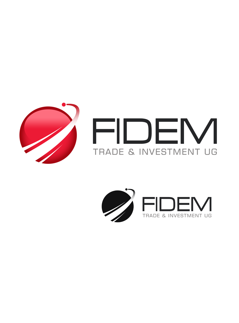 Logo Design by Private User - Entry No. 628 in the Logo Design Contest Professional Logo Design for FIDEM Trade & Invest UG.