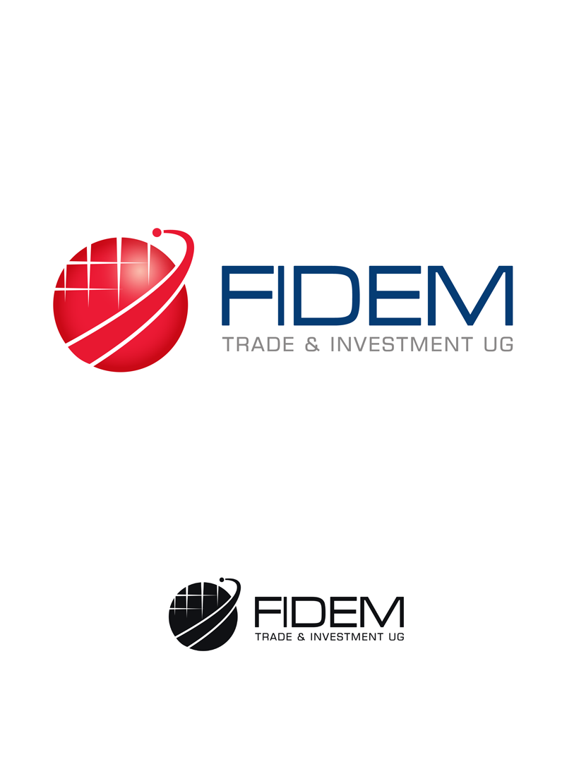 Logo Design by Private User - Entry No. 630 in the Logo Design Contest Professional Logo Design for FIDEM Trade & Invest UG.
