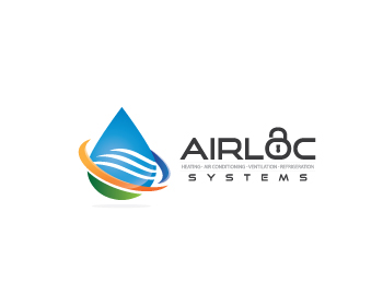 Logo Design by Private User - Entry No. 30 in the Logo Design Contest Airloc Logo Design.