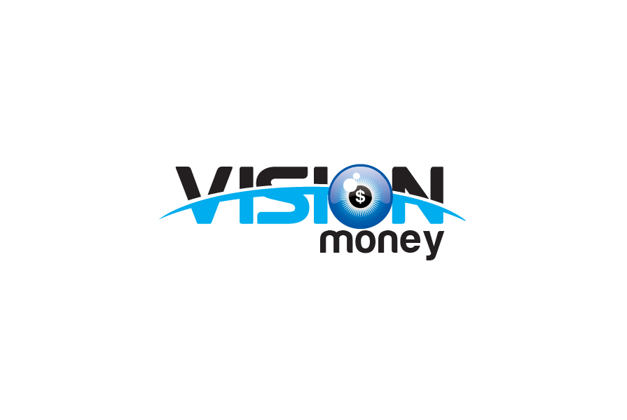 Logo Design by Private User - Entry No. 6 in the Logo Design Contest Captivating Logo Design for VISION MONEY.