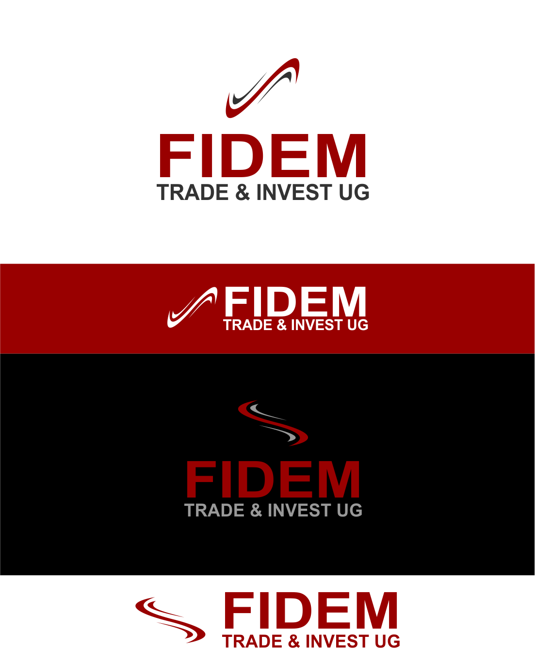 Logo Design by Agus Martoyo - Entry No. 631 in the Logo Design Contest Professional Logo Design for FIDEM Trade & Invest UG.