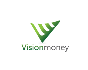 Logo Design by Private User - Entry No. 7 in the Logo Design Contest Captivating Logo Design for VISION MONEY.