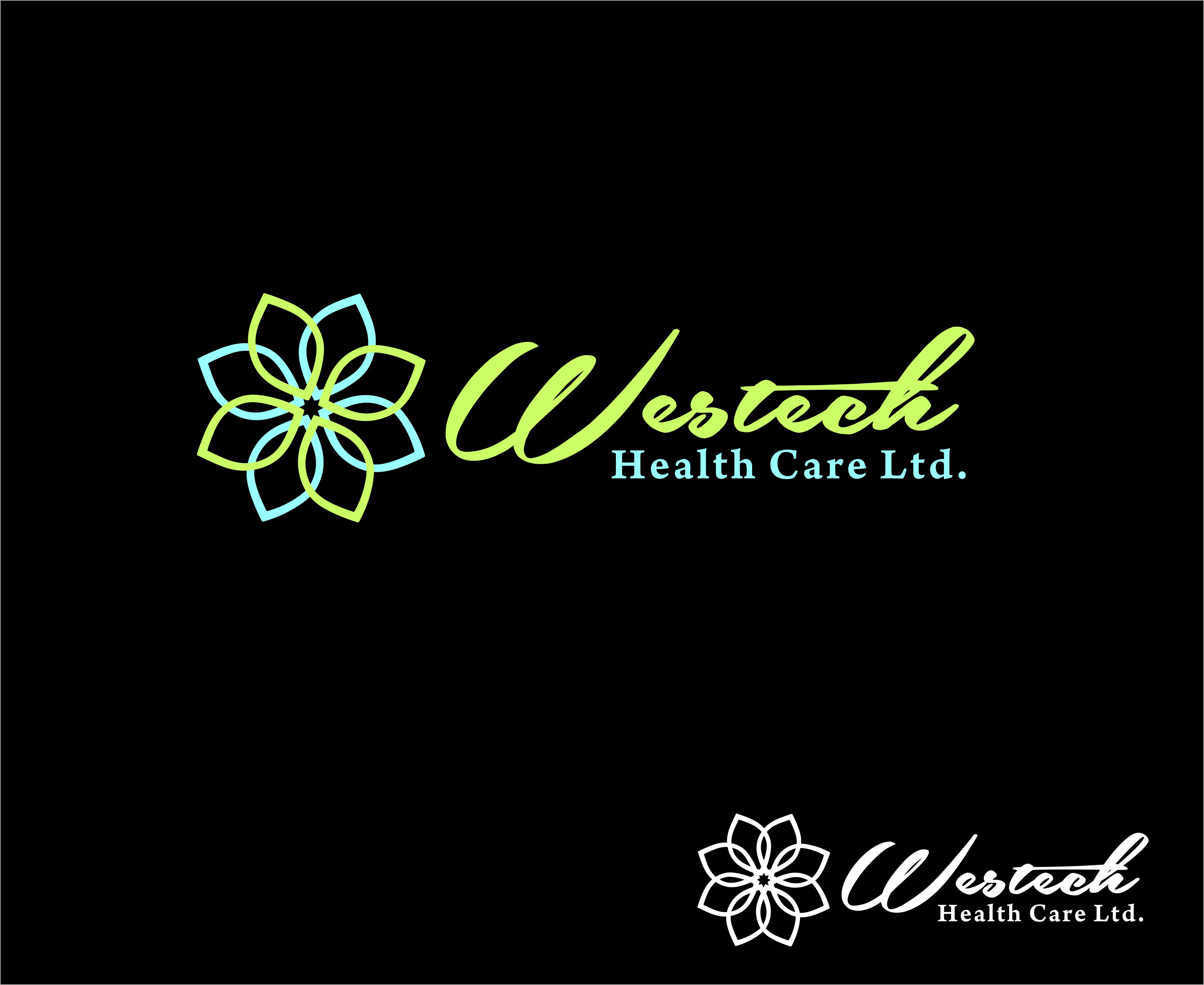 Logo Design by Mhon_Rose - Entry No. 28 in the Logo Design Contest Creative Logo Design for Westech Health Care Ltd..