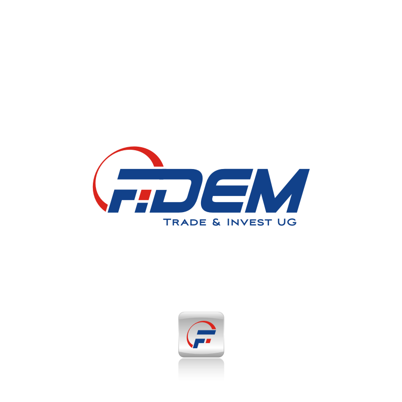 Logo Design by graphicleaf - Entry No. 638 in the Logo Design Contest Professional Logo Design for FIDEM Trade & Invest UG.